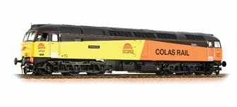 Class 47 No. 47727 'Rebecca' in Colas livery (DCC Sound)(Price is estimated - we will notify you if price rises and offer option to cancel)
