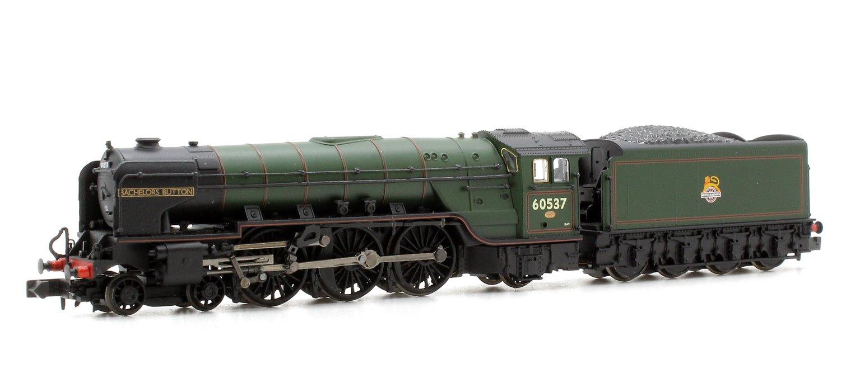 Class A2 'Bachelors Button' #60537 BR Brunswick Green Early Emblem