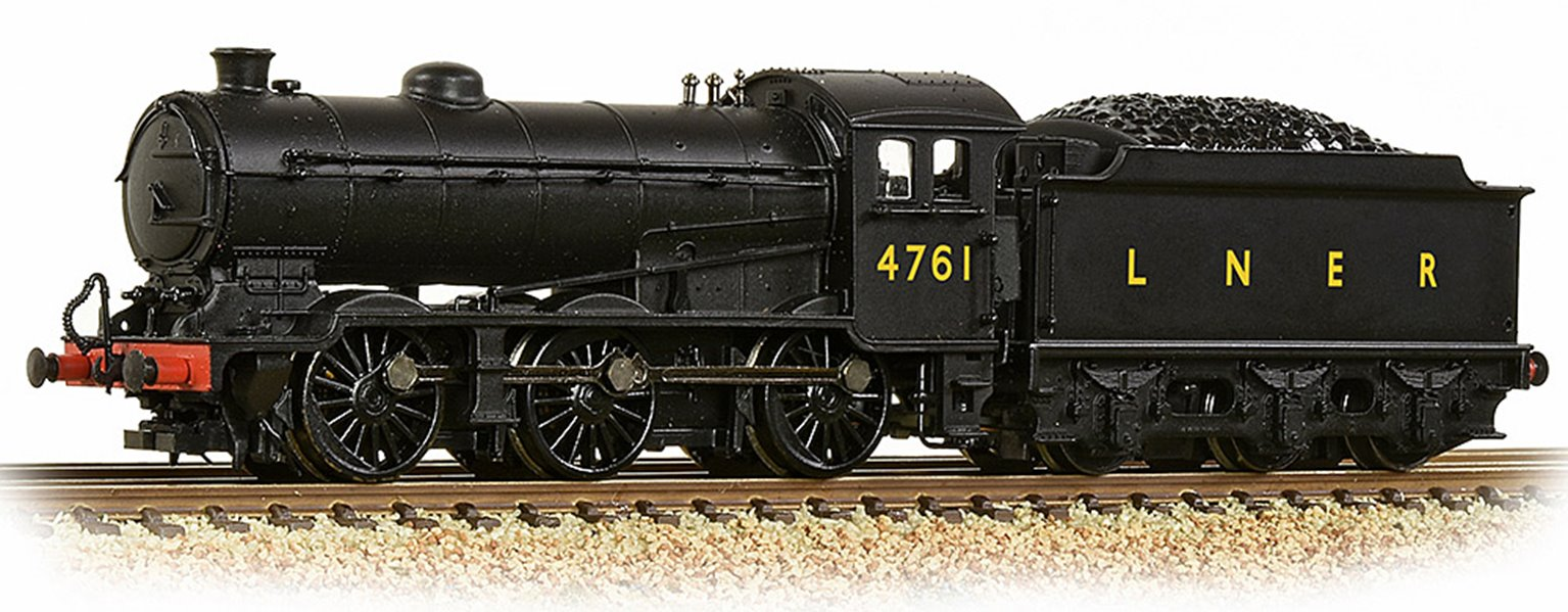 LNER J39 with Stepped Tender 4761 LNER Black (LNER Original)