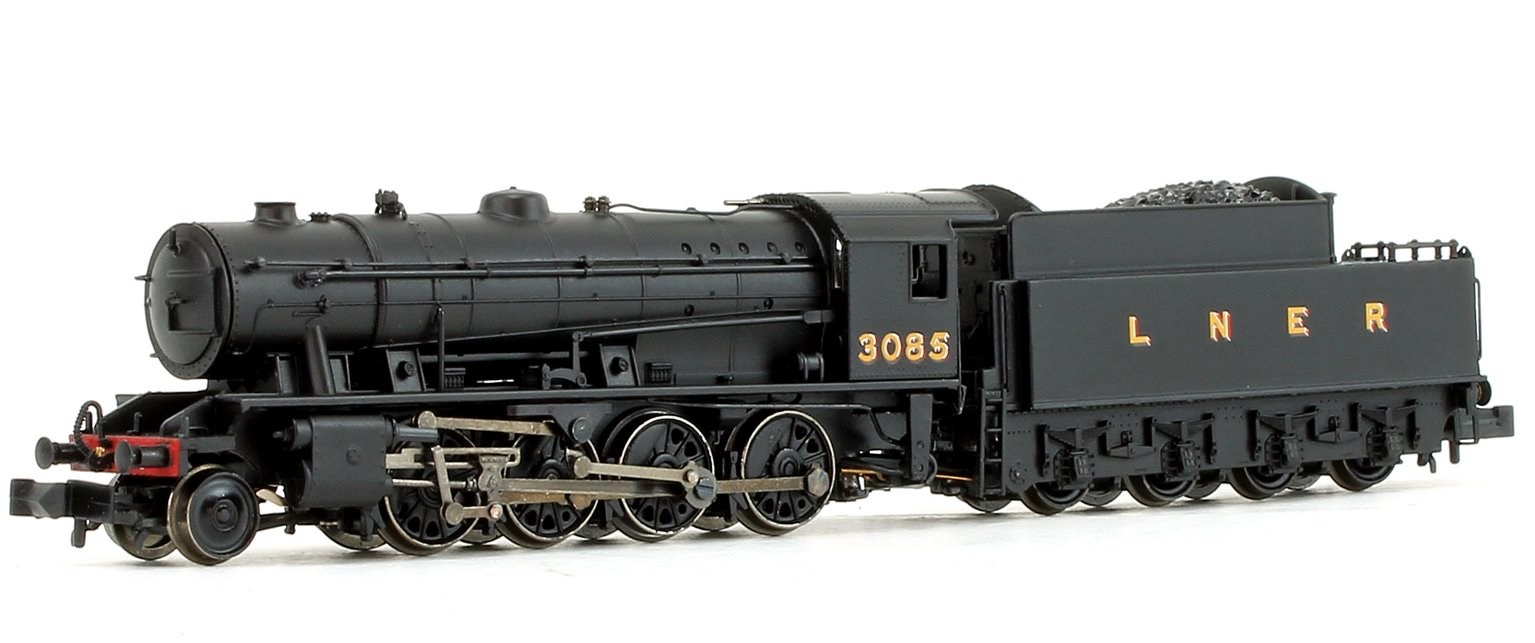 WD Austerity Class LNER Black  2-8-0 Steam Locomotive  No.3085