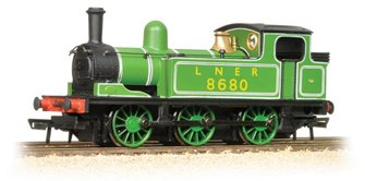 LNER J72 Class 8680 LNER Lined Green(Price is estimated - we will notify you if price rises and offer option to cancel)