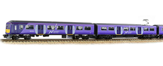 "Class 319 362 ""Northern Powerhouse"" Northern Rail 4 Car EMU Unit"