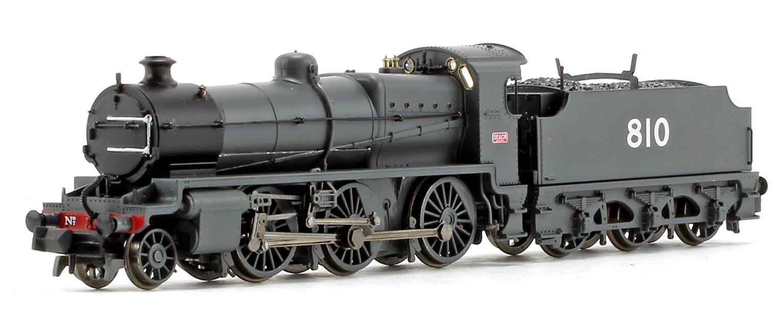 N Class SECR Grey 2-6-0 Steam Locomotive No.810