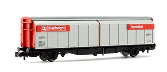 BR VGA Van BR Railfreight Red (Speedlink)