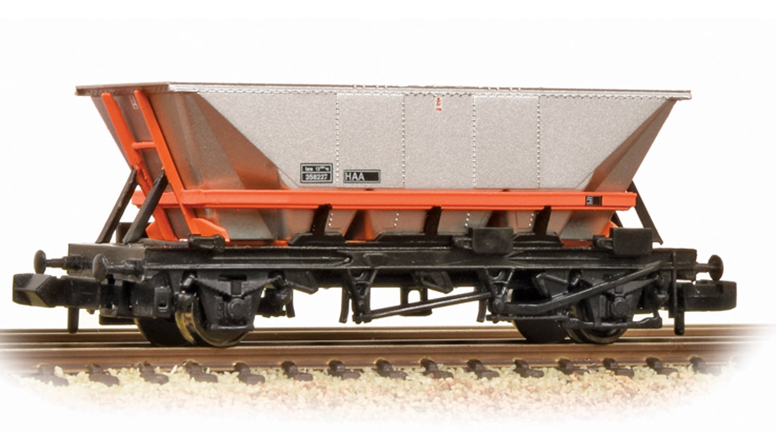 46 Tonne glw HAA Hopper BR Railfreight(Price is estimated - we will notify you if price rises and offer option to cancel)