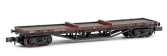 30T Bogie Bolster C BR Bauxite (Late) Weathered