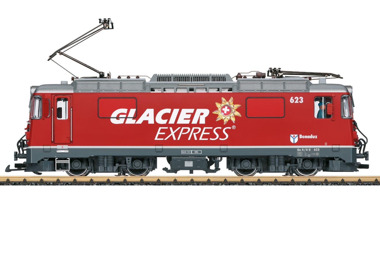 "Class Ge 4/4 II Electric Locomotive ""Glacier Express"""