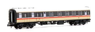BR Mk1 BCK Brake Composite Corridor BR InterCity Charter (Executive)