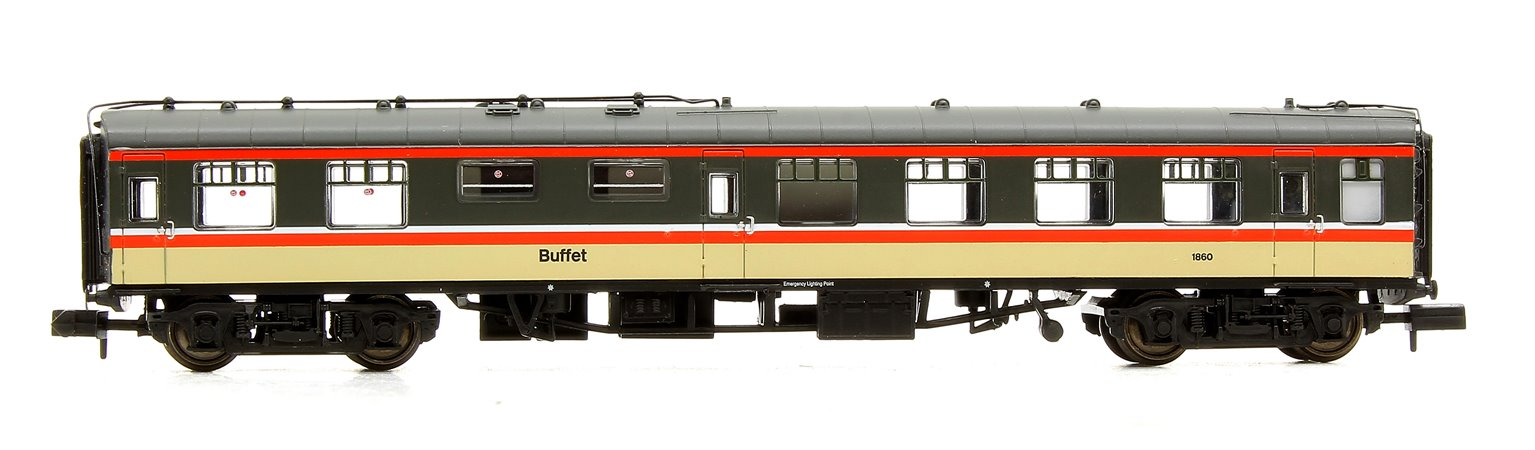 BR Mk1 RMB Mini Buffet Car Intercity