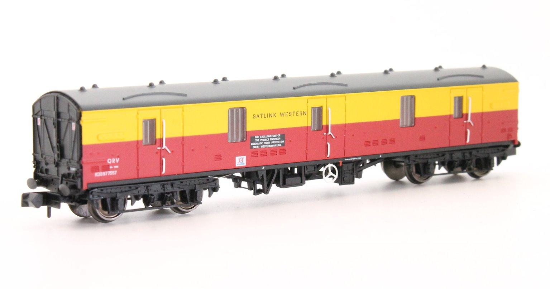 BR Mk1 GUV Satlink