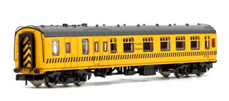 BR MK1 Departmental Yellow BSK Brake Second Corridor Coach No.ADB977109