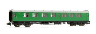 Bulleid 63ft Composite Corridor BR (SR) Malachite Green