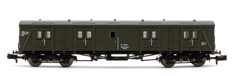 BR Departmental Bogie B Luggage Van