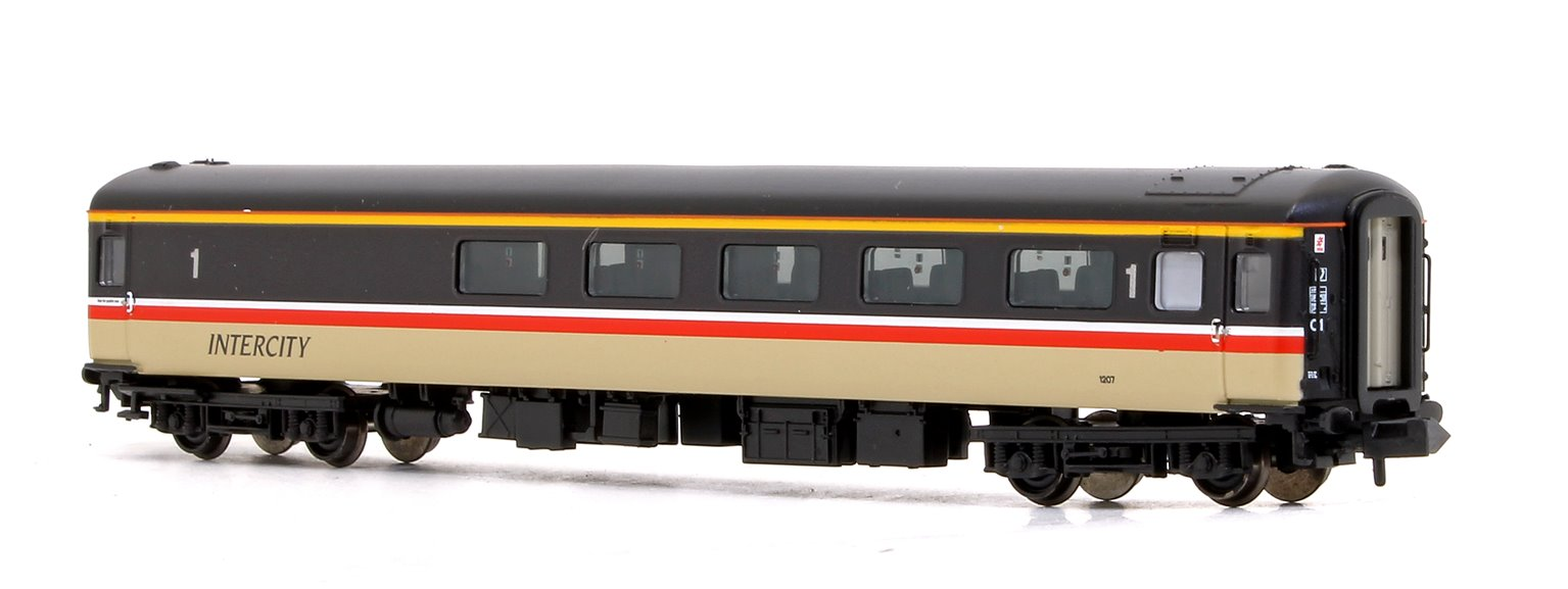 BR MK2F RFB Restaurant First Buffet InterCity 1207