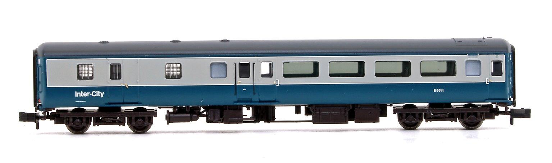 BR Mk2F BSO 2nd Class Brake Open Coach Blue & Grey E9514