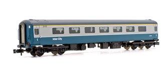 BR MK2F FO First Open Blue & Grey Intercity Coach