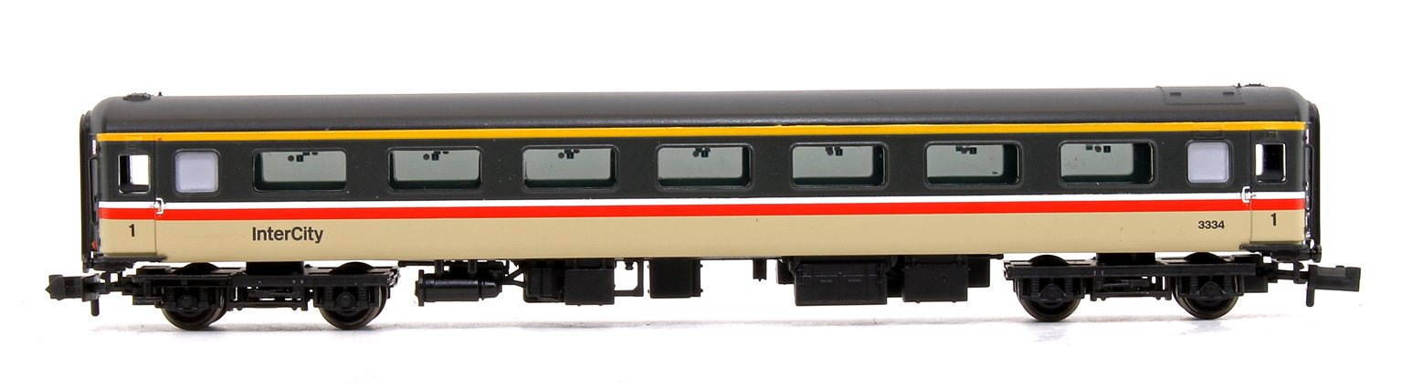 BR MK2F FO First Open Coach InterCity 3334