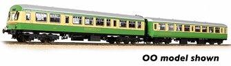 BR 'Highlander' Coach Pack Mk2 TSO & Class 101 DTCL BR Highland Rail Green & Cream