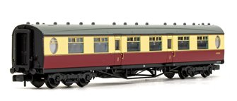 LNER Thompson First Corridor BR Crimson & Cream No.E1172E