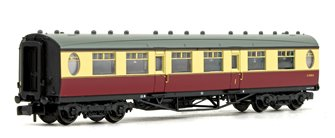 LNER Thompson Composite Corridor BR Crimson & Cream No.E1248E
