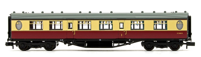 LNER Thompson Composite Corridor BR Crimson & Cream No.E1248E