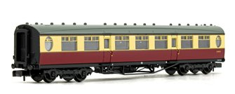 LNER Thompson Third Corridor BR Crimson & Cream No.E1041E