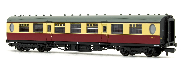LNER Thompson Third Corridor BR Crimson & Cream No.E1041E