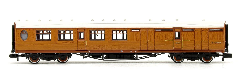 LNER Thompson Brake Third Corridor LNER Teak Effect No.E1914