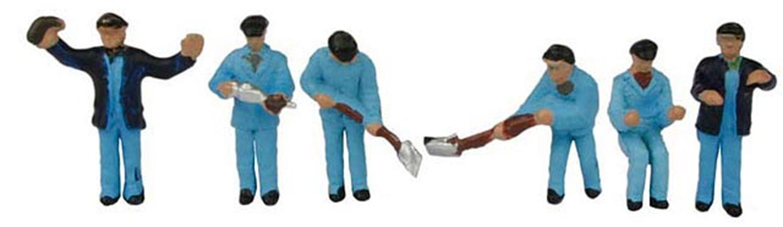 Figures - Locomotive Staff
