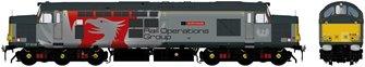 Class 37/6 37608 'Andromeda' Europhoenix Diesel Locomotive