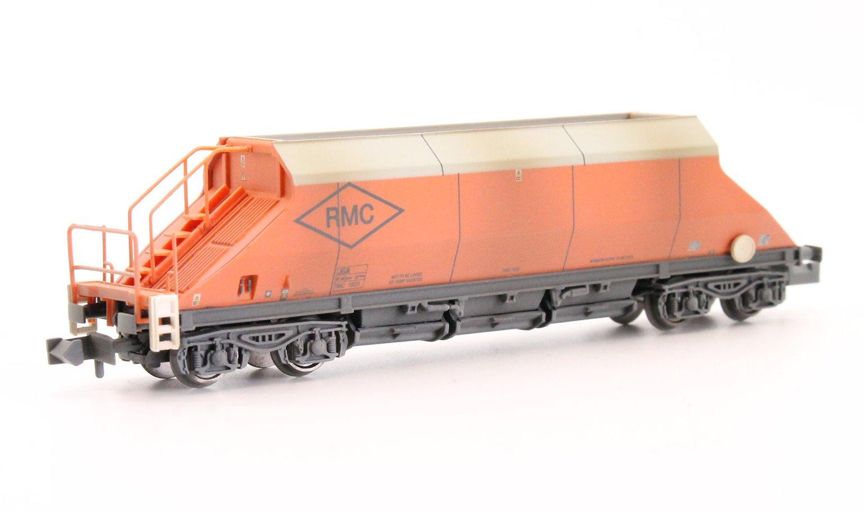 90 Tonne glw JGA Bogie Hopper 'RMC' Weathered