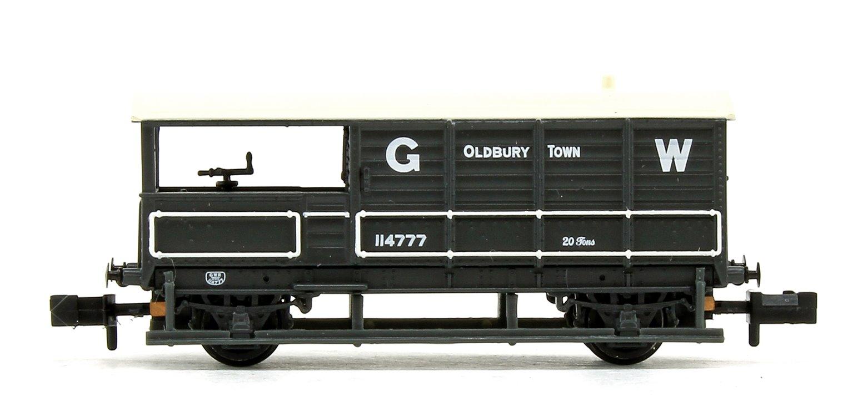 20 Ton Toad Brake Van GWR Grey