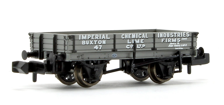 3 Plank Wagon 'I.C.I. Buxton Lime'