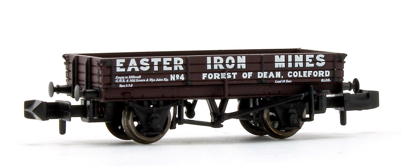 3 Plank Wagon 'Easter Iron Mines'