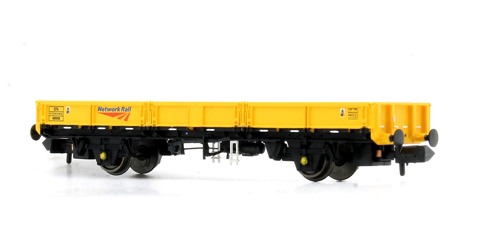 SPA Wagon Network Rail Yellow