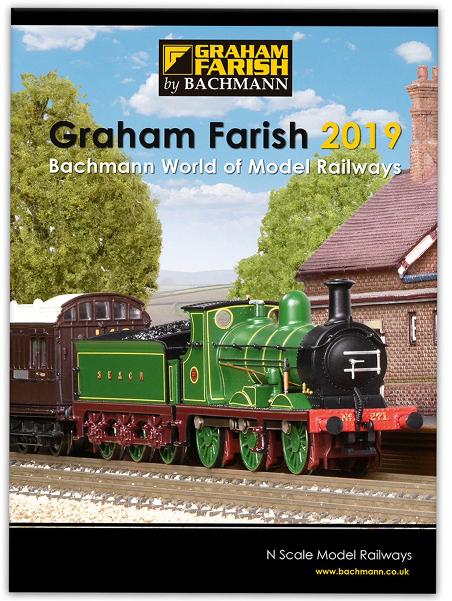 Graham Farish 2019 Catalogue