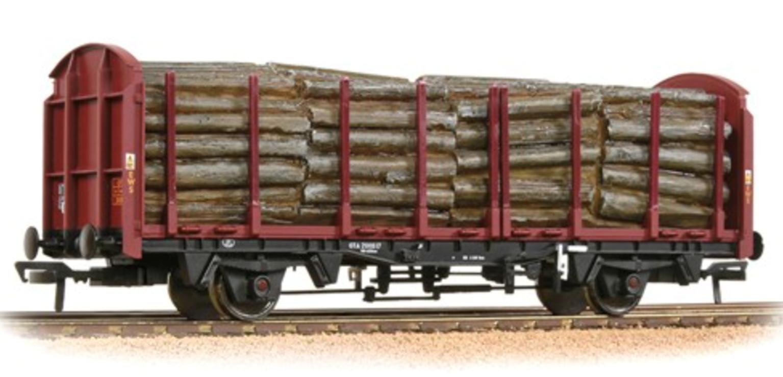 BR OTA Timber Wagon EWS