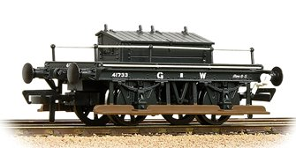 GWR Shunter Truck GWR Grey