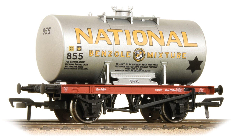 Class A 14 Ton Anchor-Mounted Tank Wagon 'National Benzole'