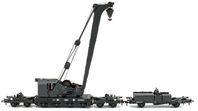 Ransomes & Rapier 45T Steam Breakdown Crane GWR Grey No.16