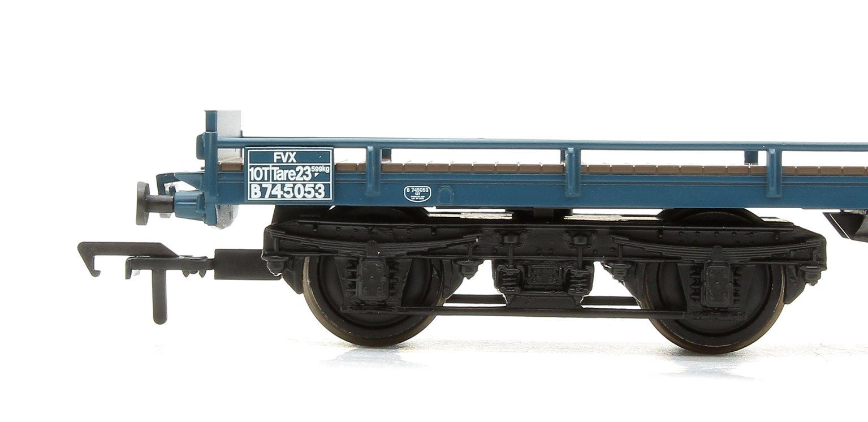 BR Mk1 Carflat Wagon BR Blue Motorail