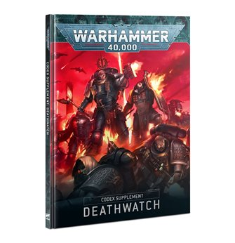 Warhammer 40,000 Codex Supplement: Deathwatch