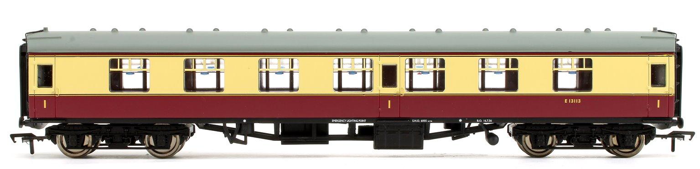 BR MK1 FK First Corridor Crimson/Cream Passenger Coach E13113