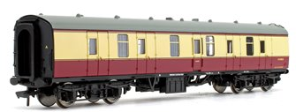 BR MK1 BG Full Brake Crimson & Cream Coach No.M85065