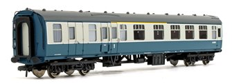 BR MK1 BCK Brake Composite Corridor Blue & Grey Coach No.E21222
