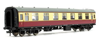 BR Mk1 FO First Open Crimson & Cream Passenger Coach No.M3001
