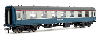 BR MK1 RFO Restaurant First Open Blue & Grey Passenger Coach No.M5