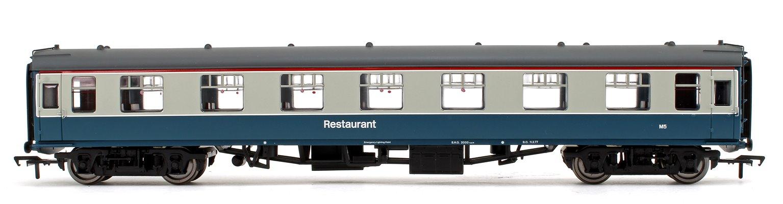 BR MK1 RFO Restaurant First Open Blue & Grey Passenger Coach No.M5