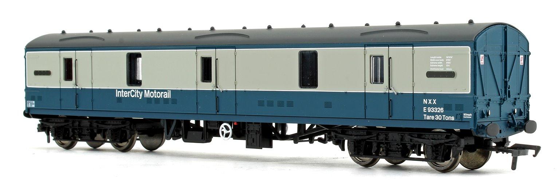 BR MK1 GUV 'InterCity Motorail' Blue & Grey General Utility Van No.E93326