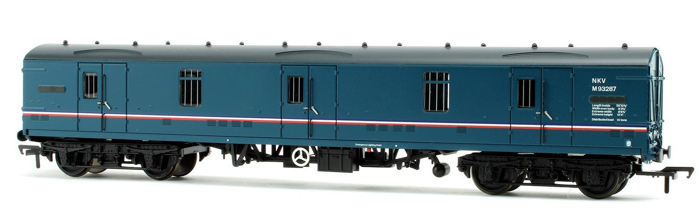 BR Mk1 GUV General Utility Van BR Blue 'Property Board'